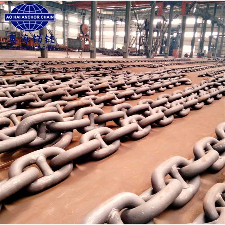 China largest Marine Anchor Chain factory