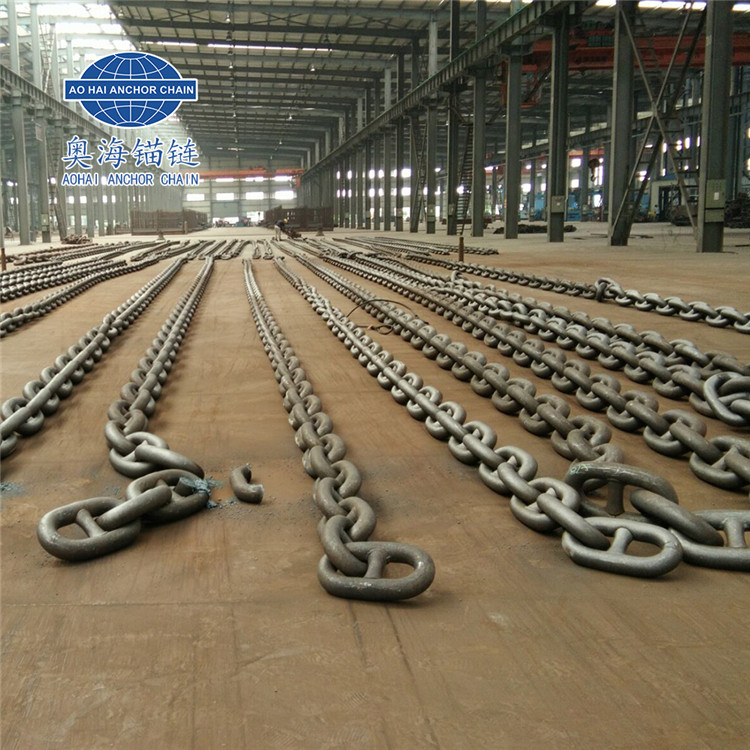China Best ship anchor chain supplier with super long warranty